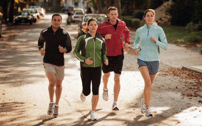 10 Reasons You Should Join A Running Club